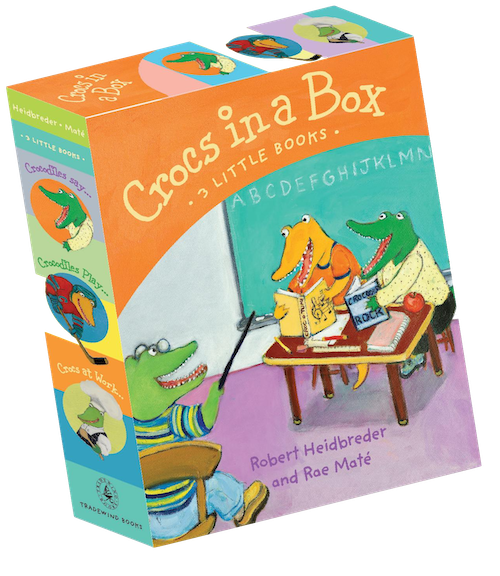 Crocs in a Box Set